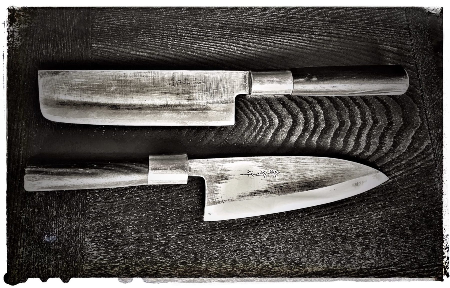 one image under conclusion japanese knives