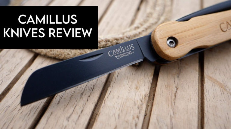 Camillus Knives Review 【Buyer's Guide】