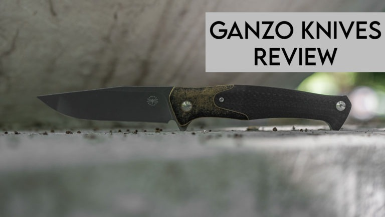 Ganzo Knives Review 2021 【Complete Guide】