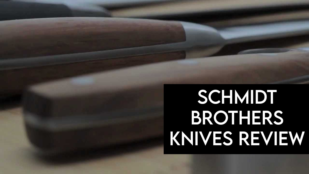 schmidt brothers knives review